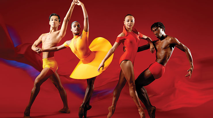 Dance Theatre of Harlem in residence at Kutztown University