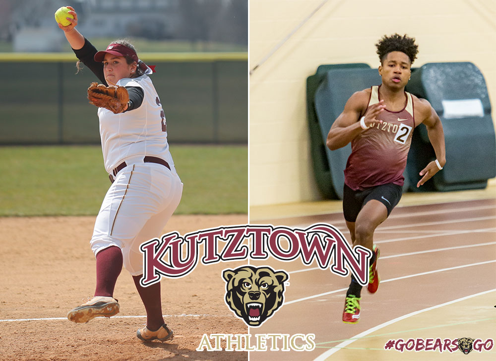 Kutztown University 2019 Freshman of the Year