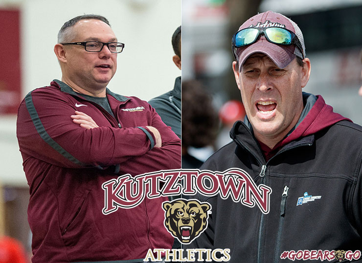 FISHER AND HOFFMAN VOTED 2019 KUTZTOWN COACHES OF THE YEAR