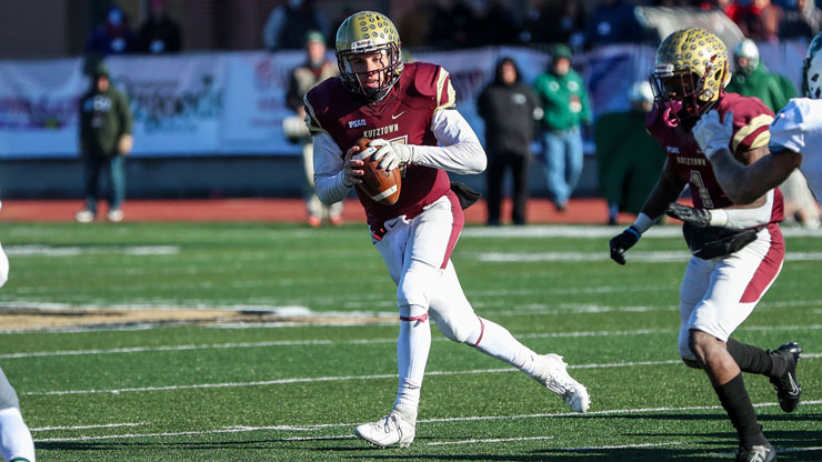 DIGALBO UNQUESTIONED CHOICE FOR 2019-20 KUTZTOWN MALE SENIOR ATHLETE OF THE YEAR