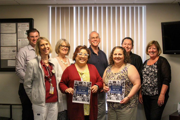Pennsylvania State System of Higher Education (PASSHE) Alcohol and Other Drug Coalition and University of Pittsburgh, Program Evaluation and Research Unit (PERU) visit KU