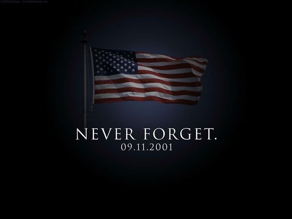 Patriot Day 9-11 Never Forget