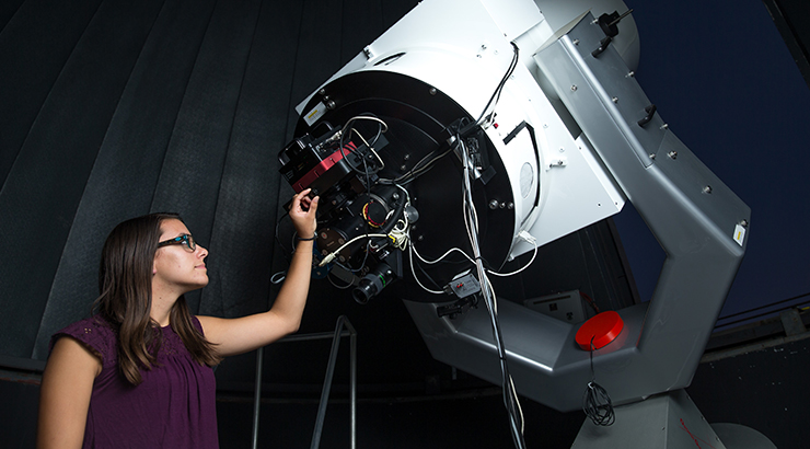 KU AWARDED STUDENT GRANT FOR EXOPLANET DISCOVERY
