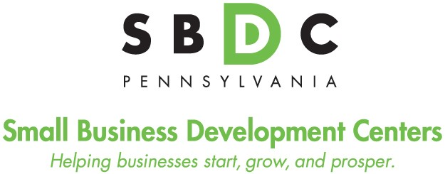 SBDC Pennsylvania. Small Business Development Center. Helping businesses start, grow, and prosper.