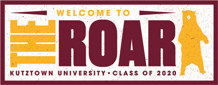 WELCOME TO THE ROAR!