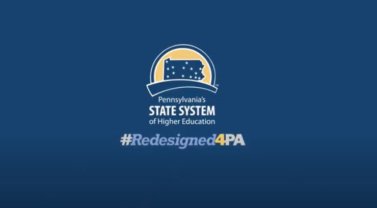 Pennsylvania State System of Higher Education #Redesigned4PA