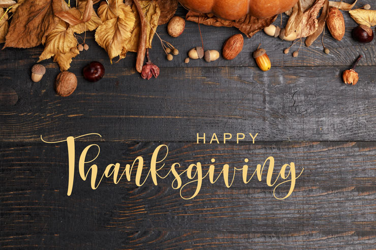 Kutztown University wishes you a safe and Happy Thanksgiving