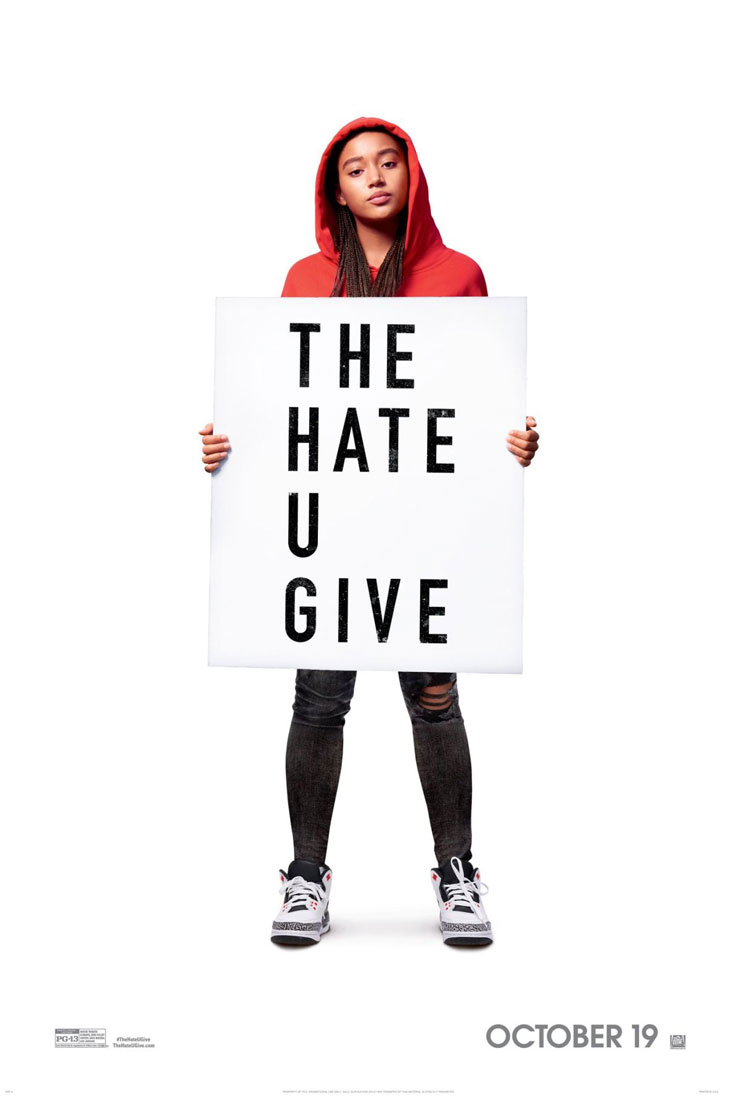 "Black Lives Matter Movie Night; ""The Hate U Give"""