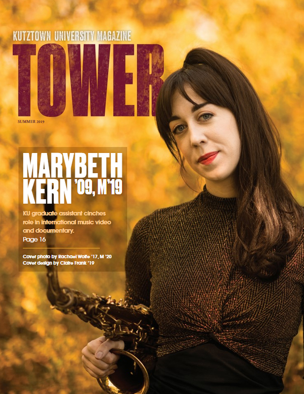 Tower Summer 2019 magazine cover