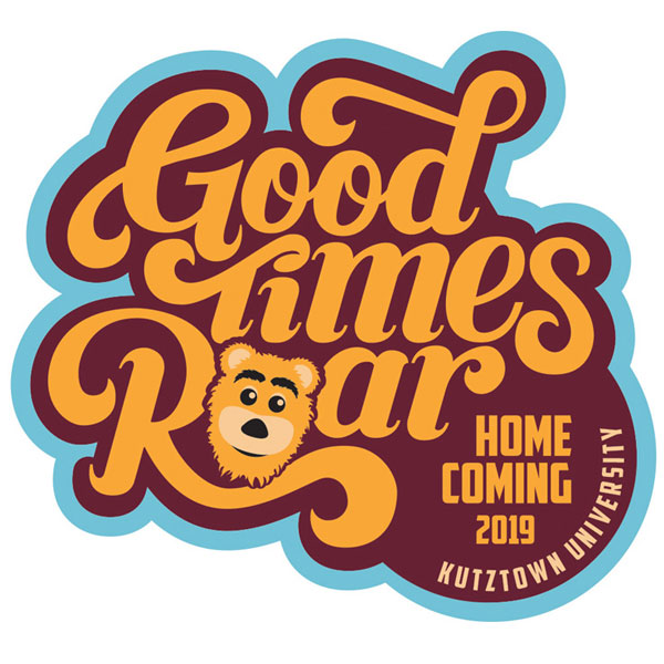 Good Times Roar - 2019 Homecoming Logo