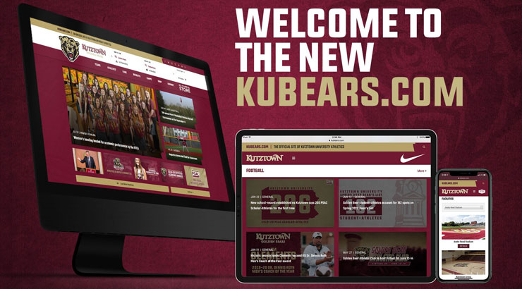 Golden Bears launch redesigned KUBears.com