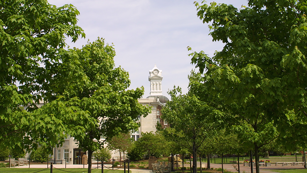 Clock Tower at Kutztown